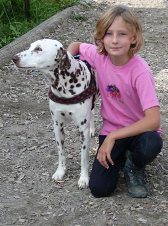 Kind-mit-Hund-Kurse – Hundeschule Guggisberg