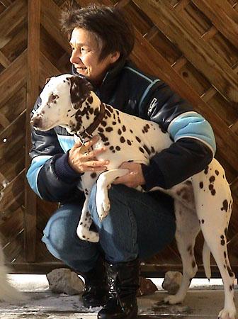 Vreni Guggisberg – Hundeschule Guggisberg